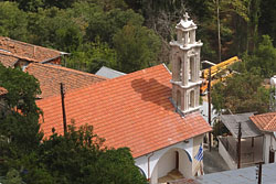 Agia Marina and the Virgin Mary Churches